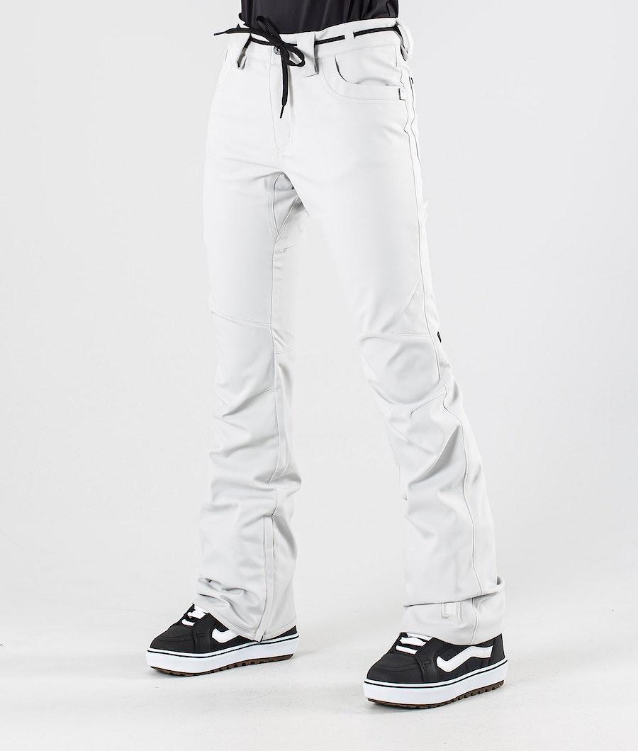 L1 Heartbreaker Twill Snowboard Pants Ghost