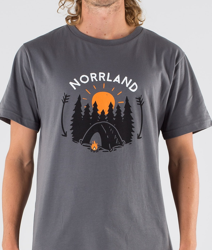 SQRTN Sunrise T-shirt Dark Grey