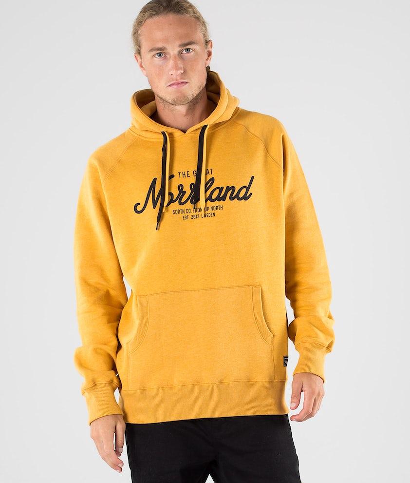 SQRTN Great Norrland Hoodie Mustard