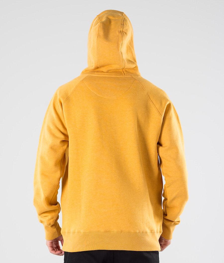 SQRTN Great Norrland Hood Mustard