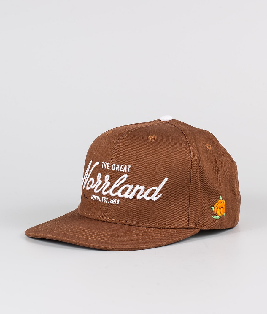 SQRTN Great Norrland Cappello Brown
