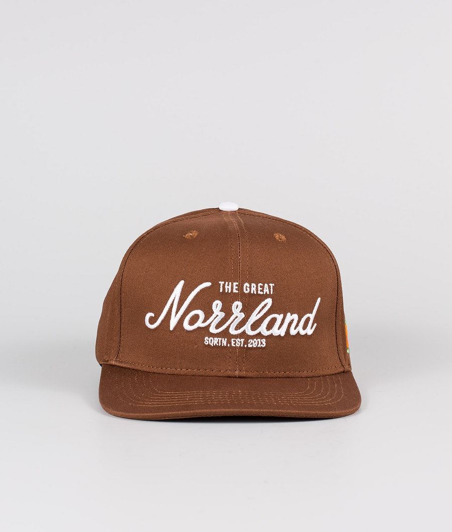 SQRTN Great Norrland Keps Brown