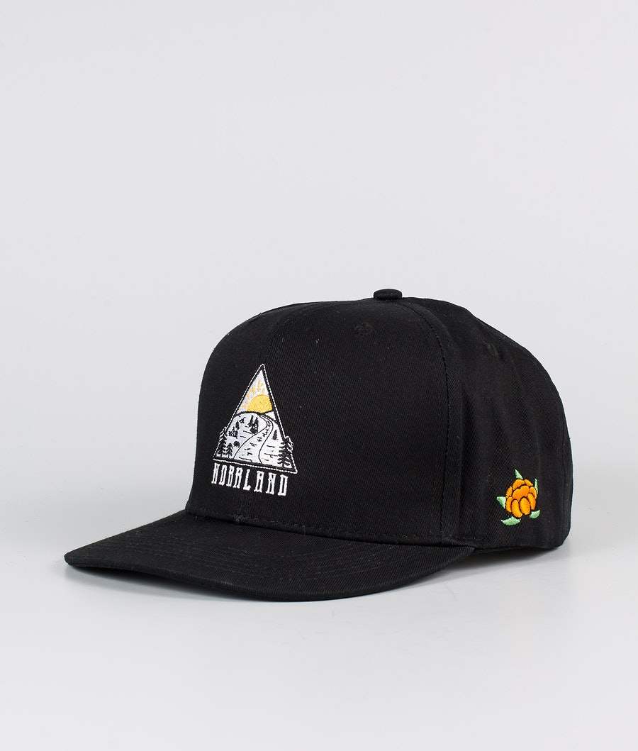 SQRTN Triangle Cappello Black