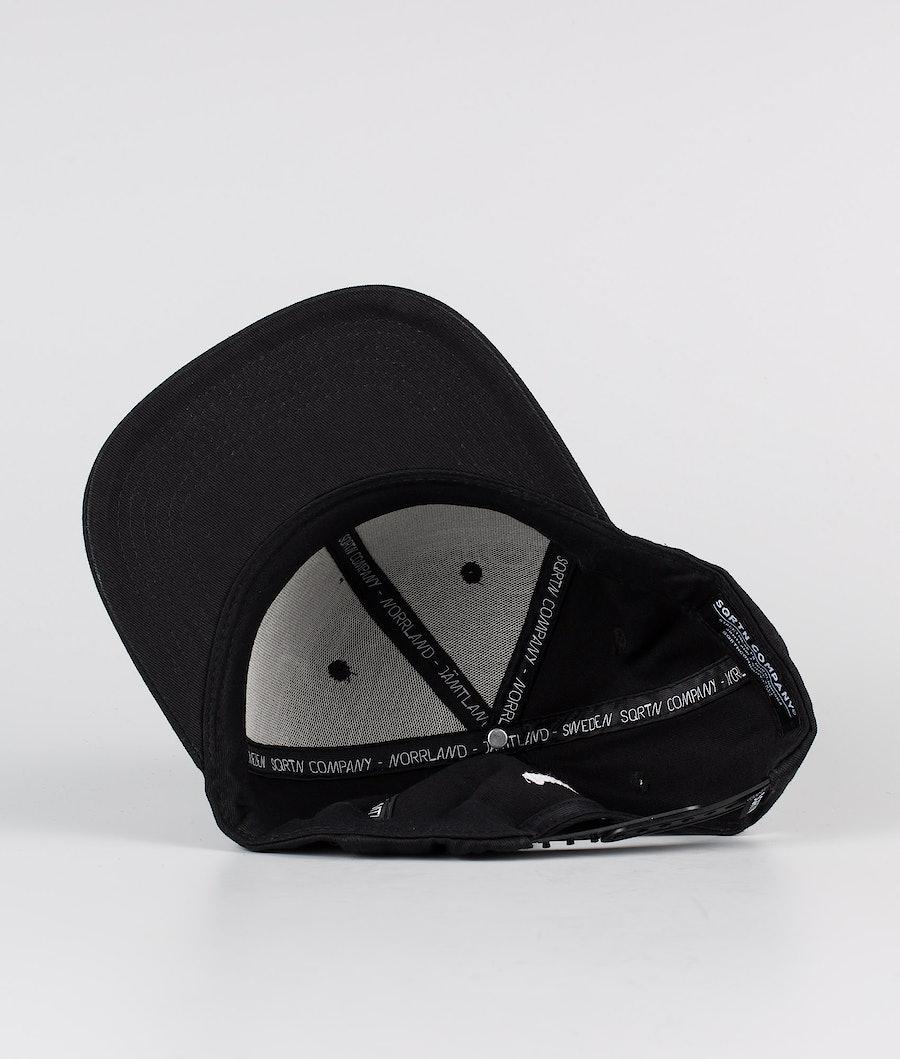 SQRTN Triangle Keps Black