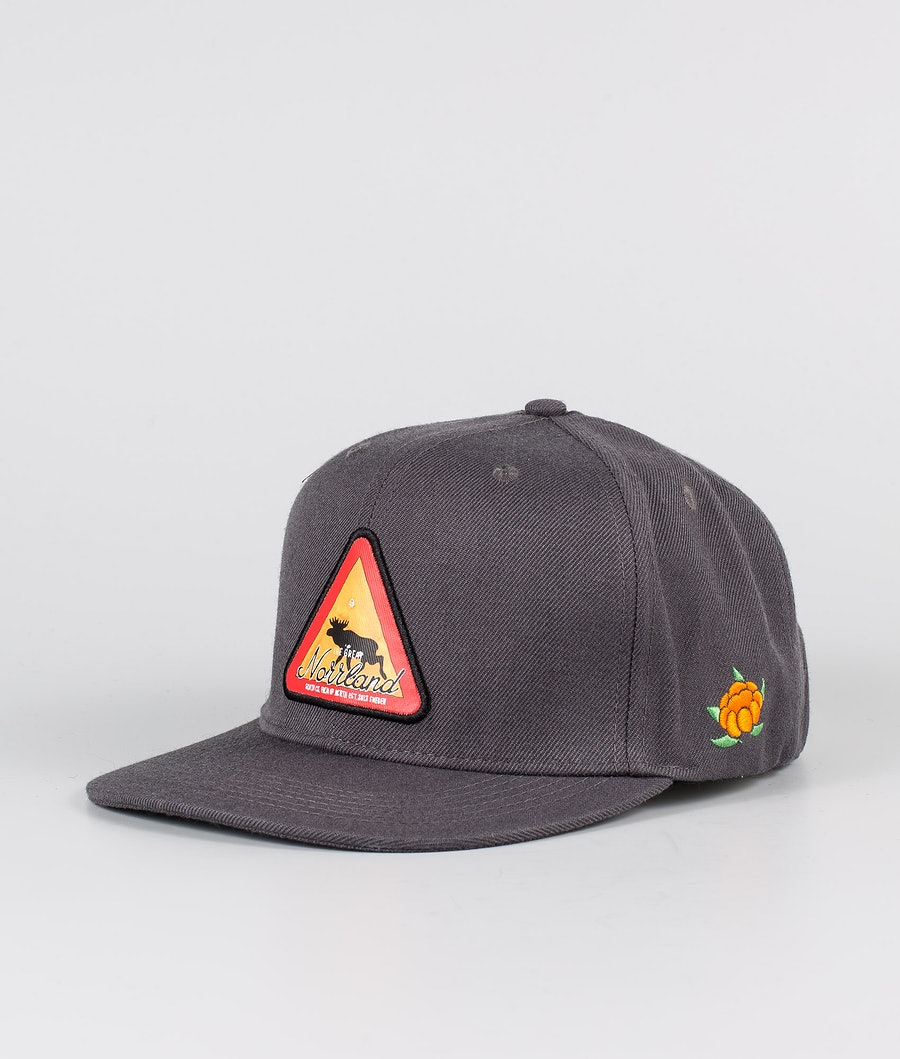 SQRTN Warning Cappello Charcoal