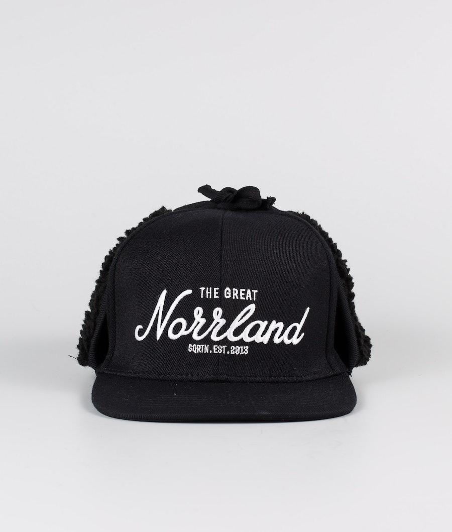 SQRTN Östersund Keps Black