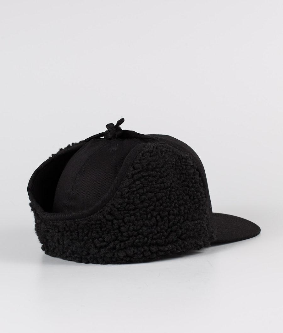 SQRTN Östersund Keps All Black