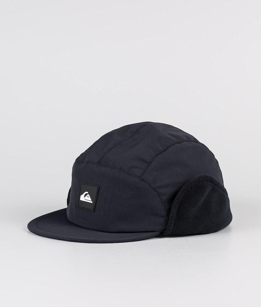 Quiksilver Fleece Cap True Black