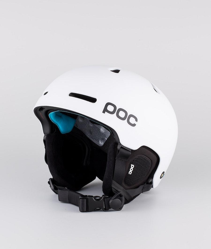 Poc Fornix SPIN Skihelm Hydrogen White