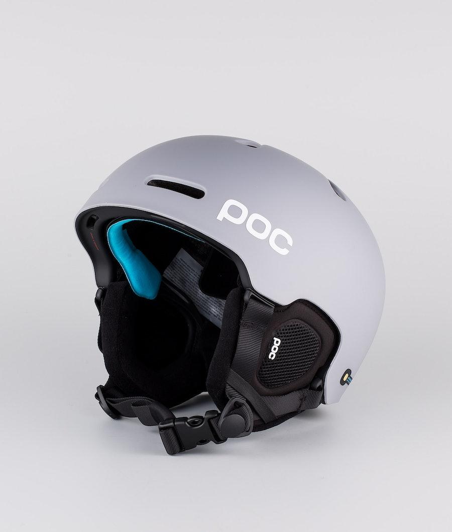 Poc Fornix SPIN Ski Helmet Pegasi Grey
