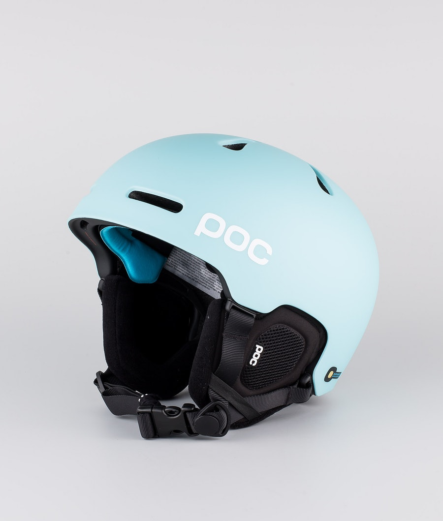 Poc Fornix SPIN Casco Snow Crystal Blue