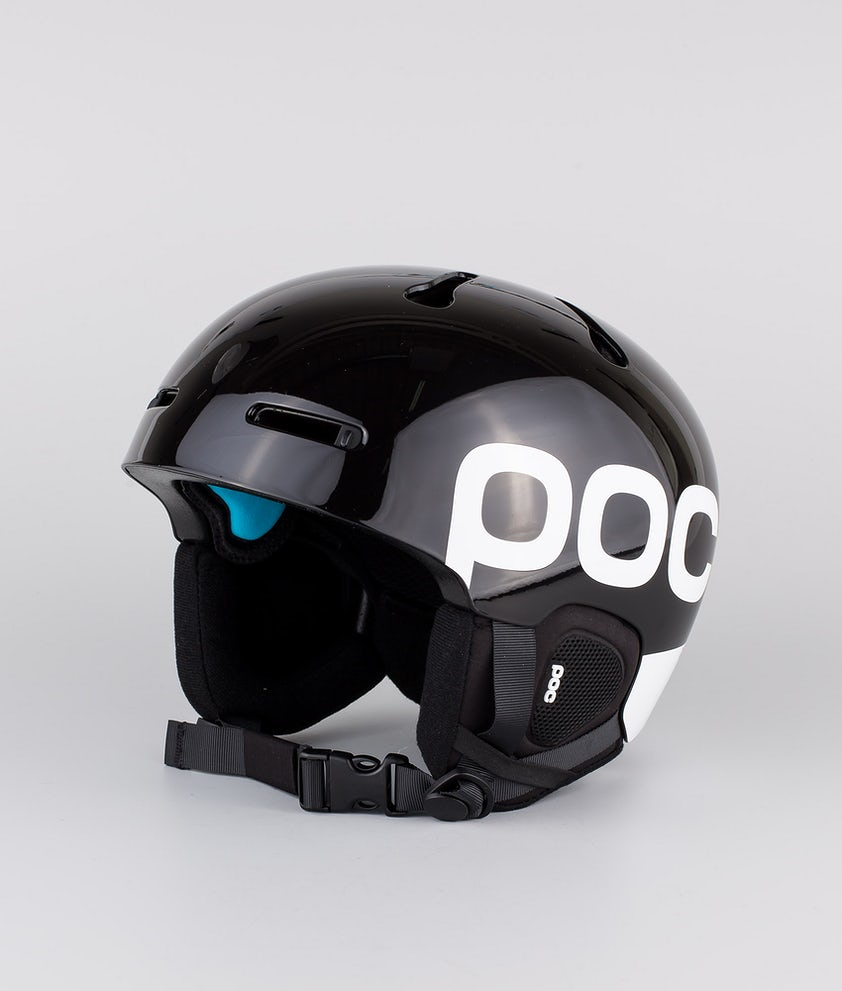 Poc Auric Cut Backcountry SPIN Skihelm Uranium Black