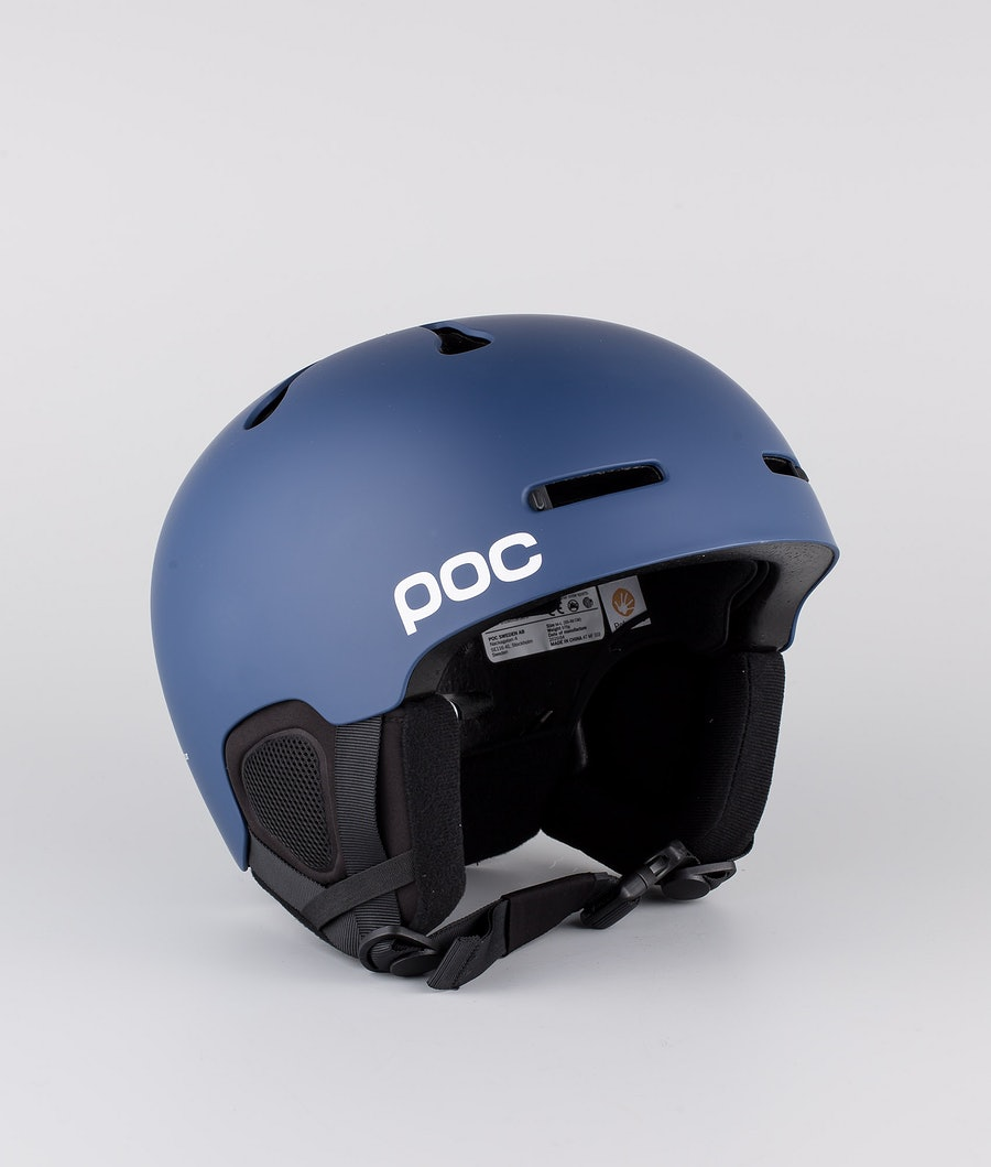 Poc Auric Cut Casque de Ski Lead Blue