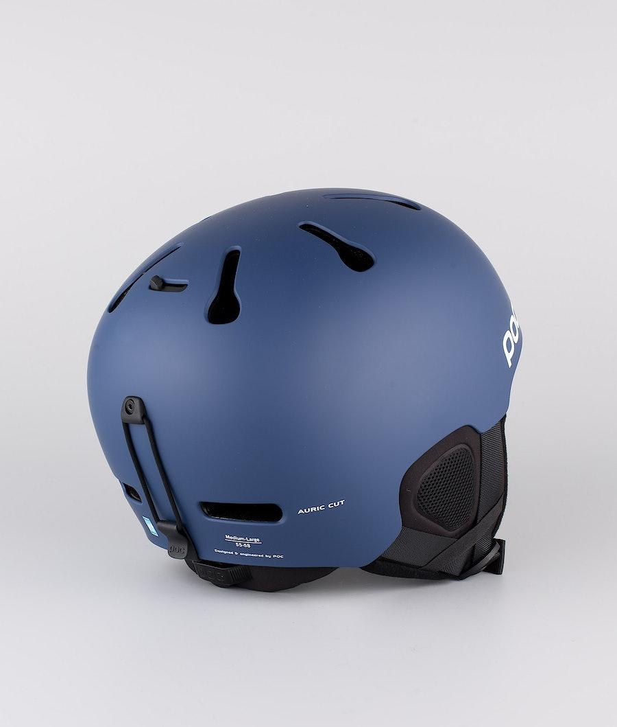Poc Auric Cut Skihelm Lead Blue