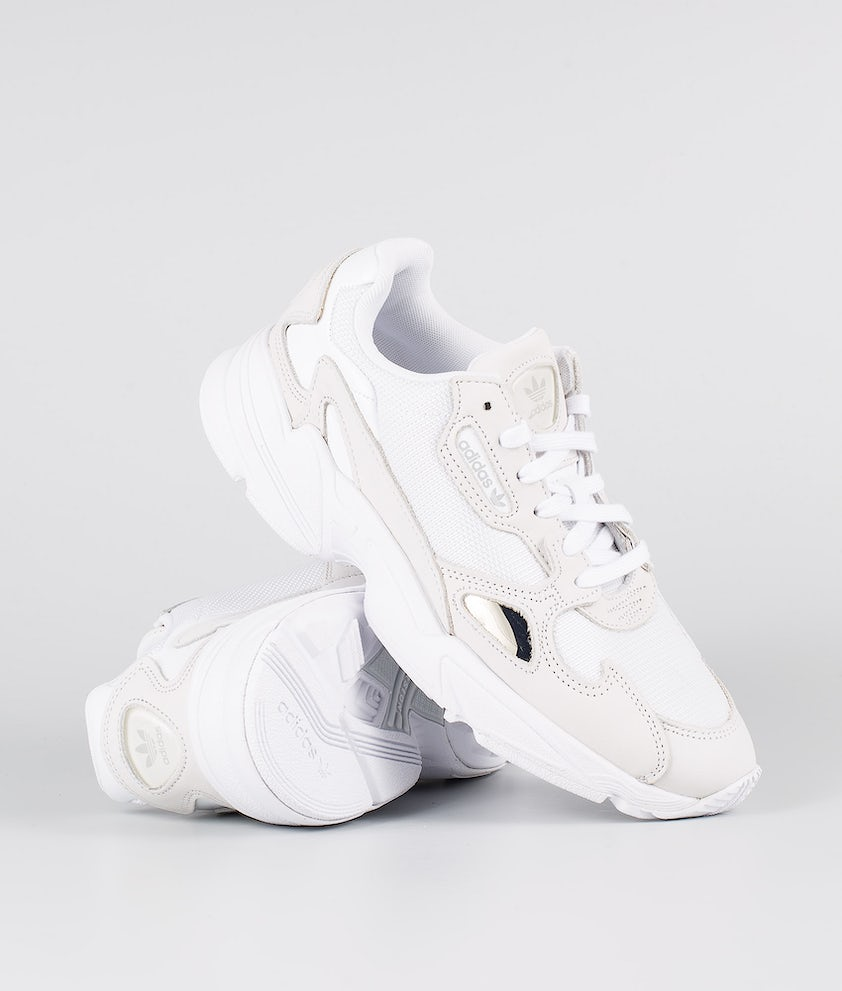 Adidas Originals Falcon Skor Footwear White/Footwear White/Crystal White