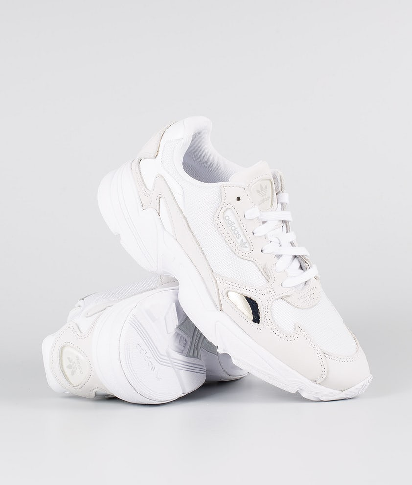 Adidas Originals Falcon Shoes Footwear White/Footwear White/Crystal White