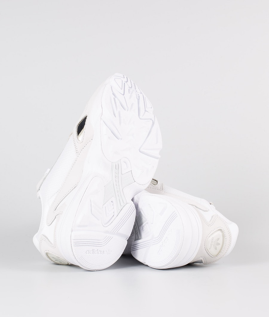 Adidas Originals Falcon Chaussures Femme Footwear White/Footwear White/Crystal White