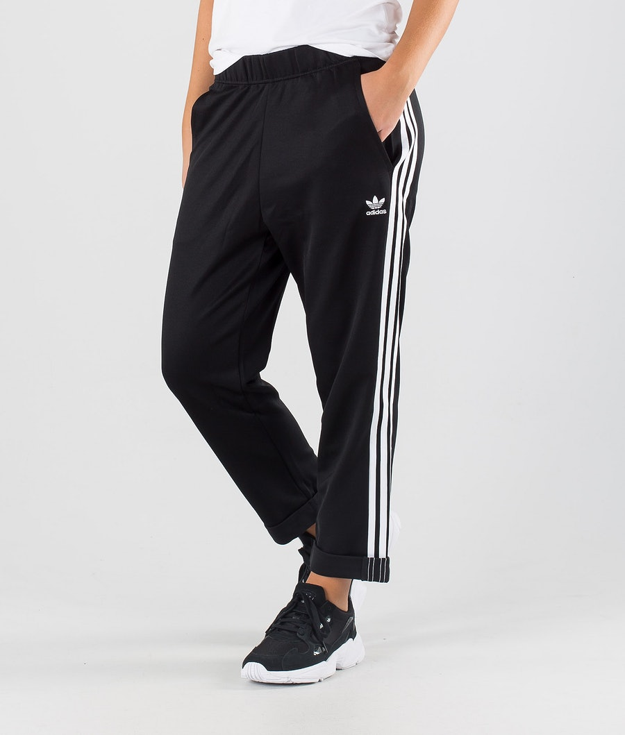 Adidas Originals Boyfriend Hosen Black