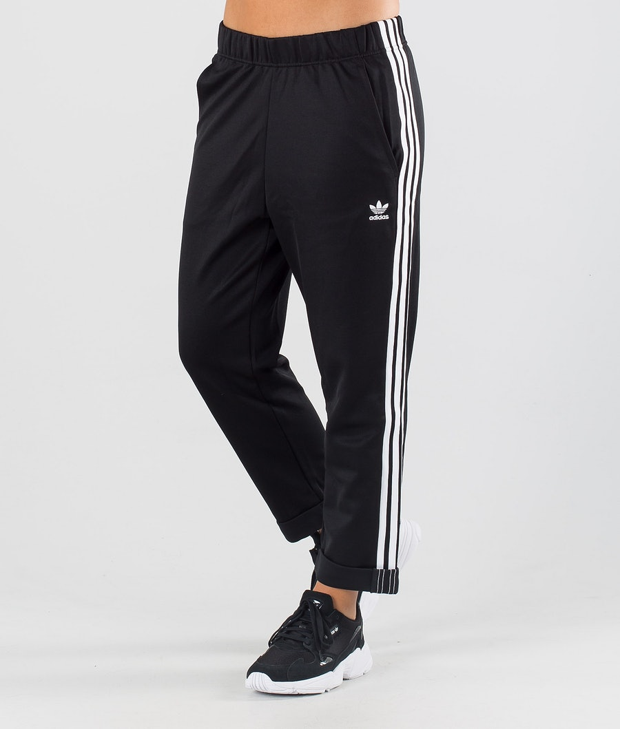 Adidas Originals Boyfriend Hosen Damen Black