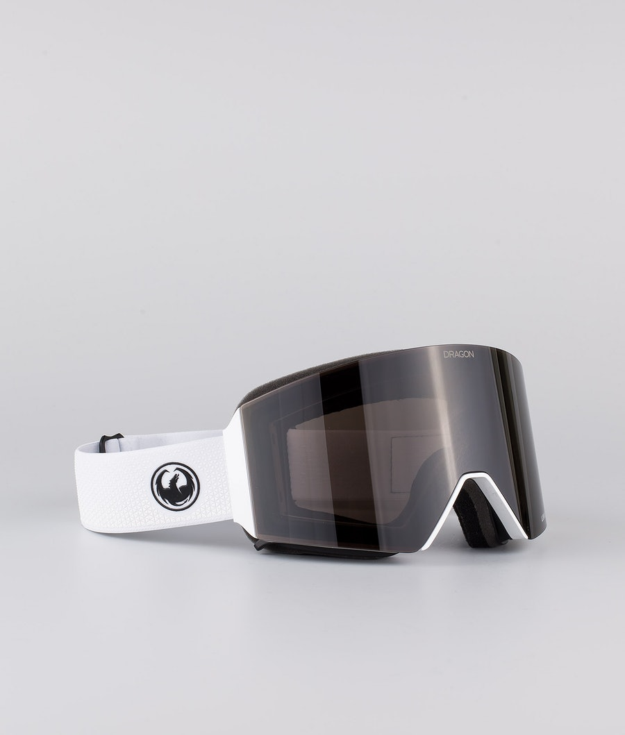 Dragon RVX OTG Ski Goggle Azimuth w/Lumalens Midnight+Light Rose