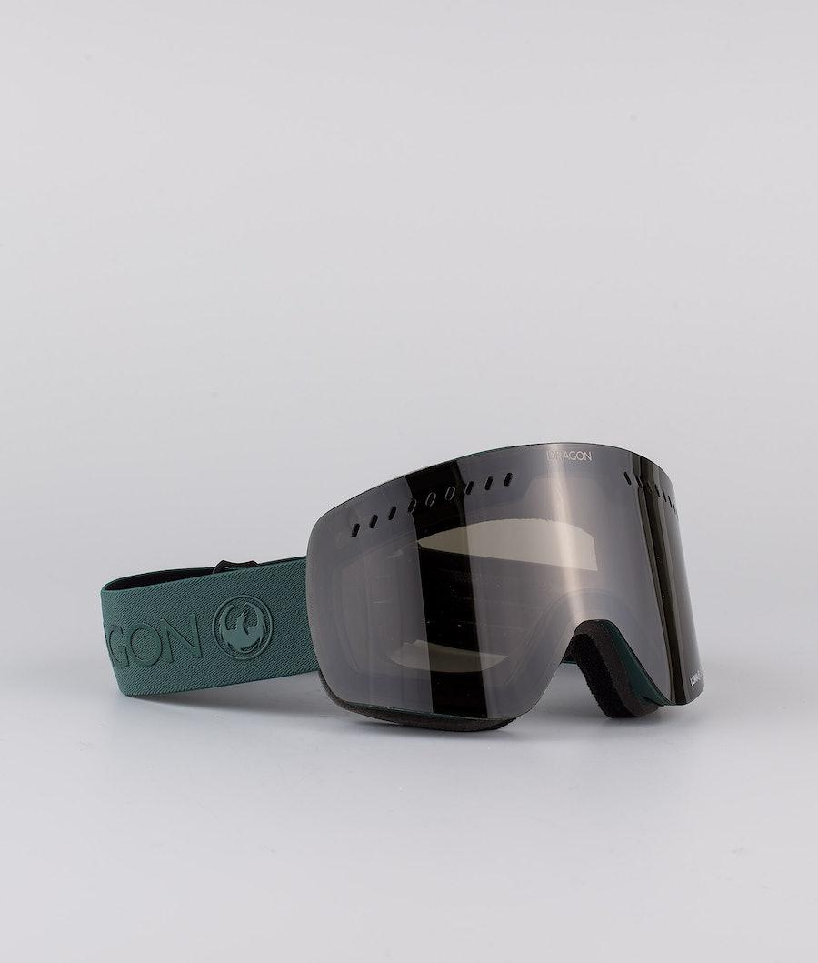 Dragon NFXs Skibriller Foliage w/Lumalens Dark Smoke +Lumalens Amber