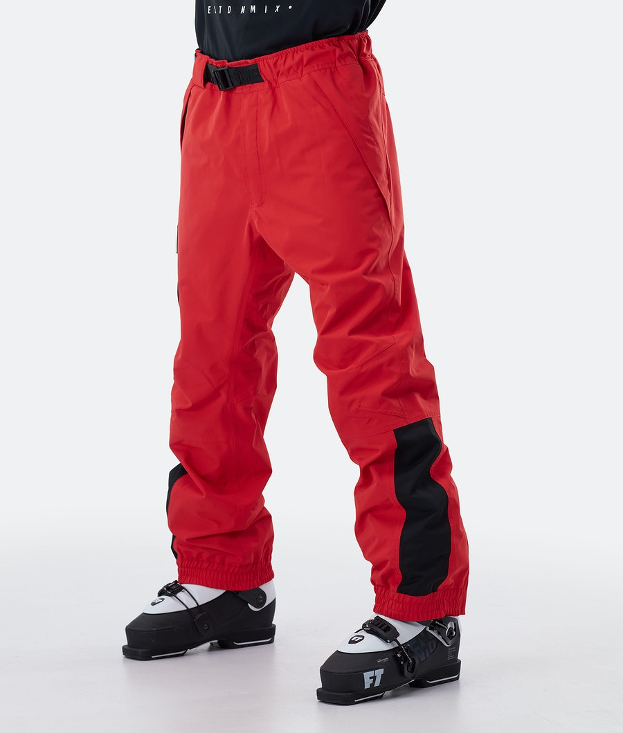Dope JT Blizzard Skihose Red