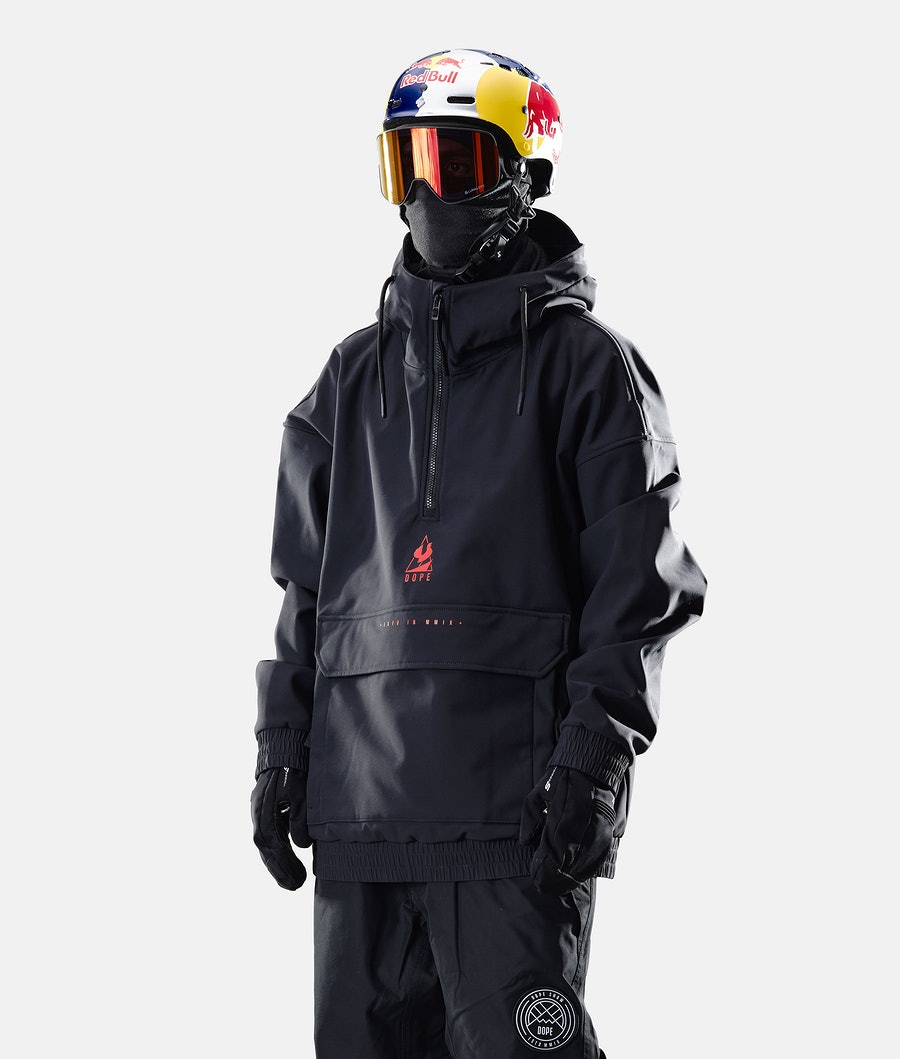 Dope JT Cyclone Ski Jacket Black