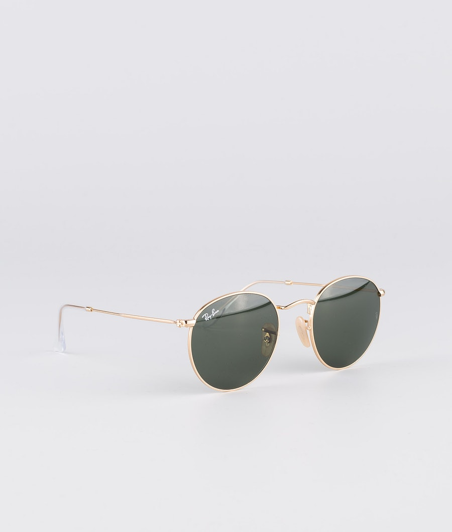 Ray Ban Round Metal Sunglasses Arista