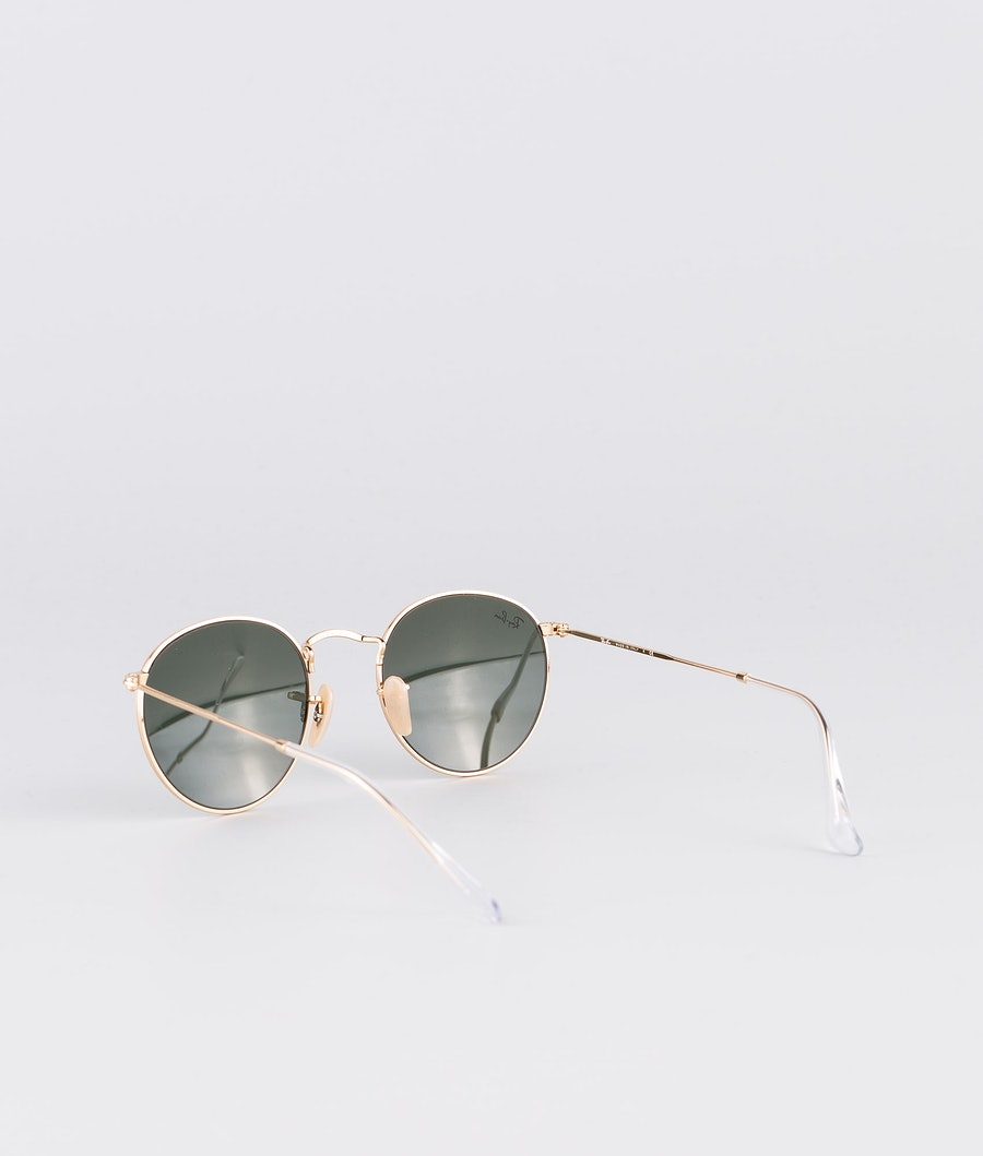 Ray Ban Round Metal Solglasögon Arista