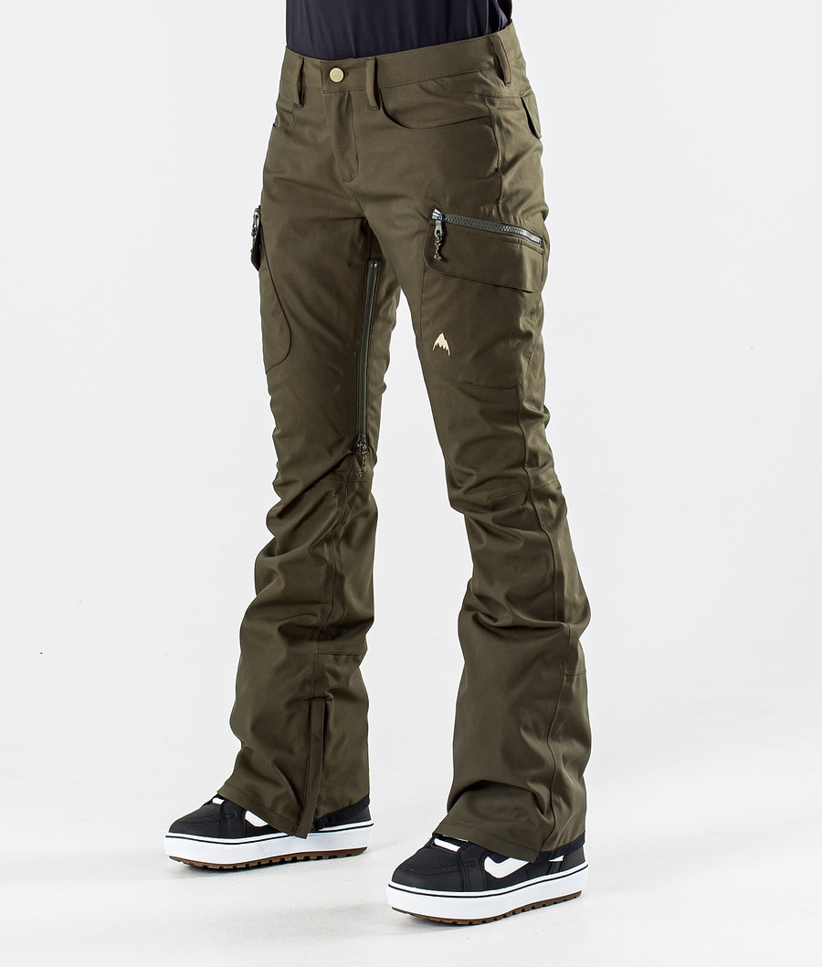 Burton Gloria Snowboard Broek Forest Night