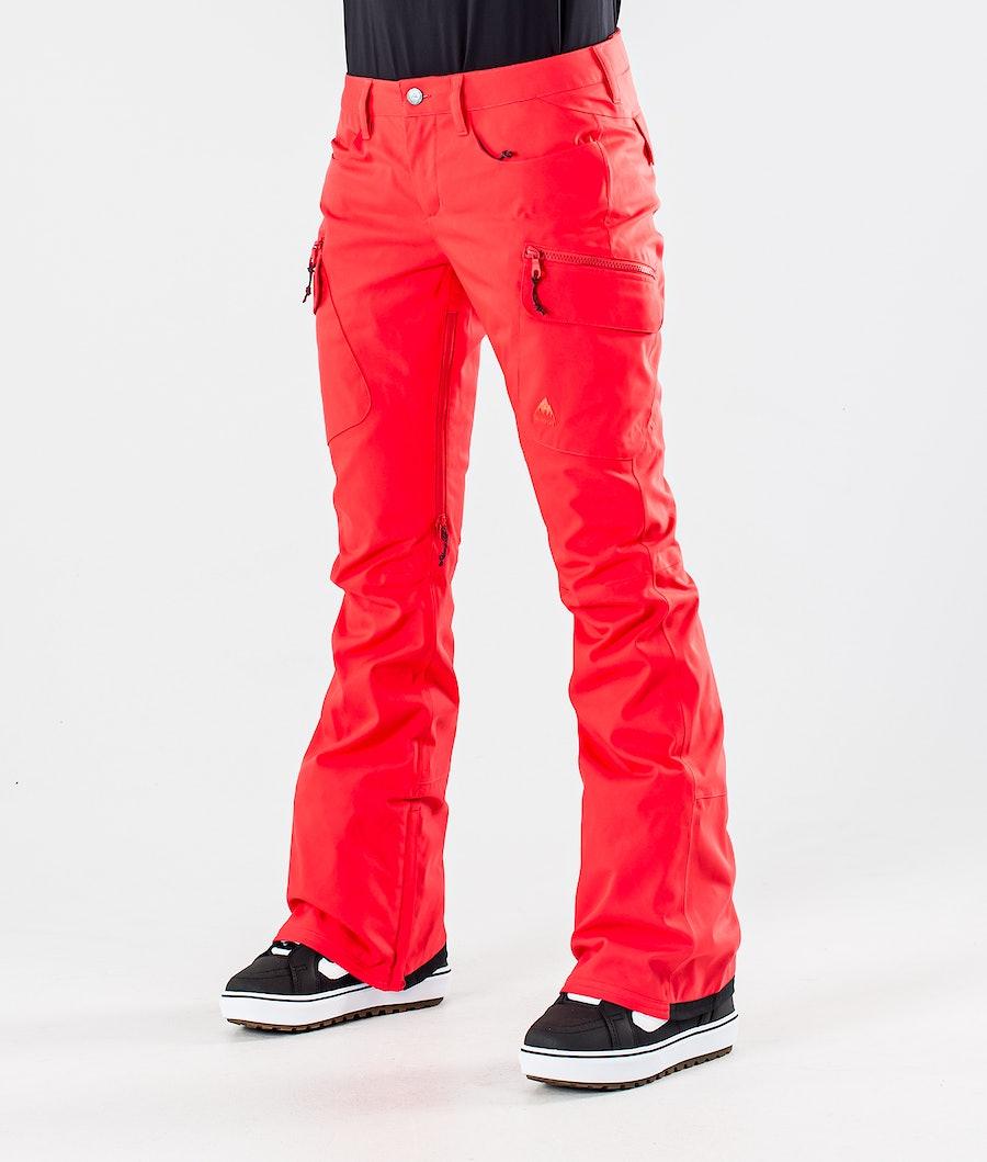Burton Gloria Pantaloni da Snowboard Hibiscus Pink