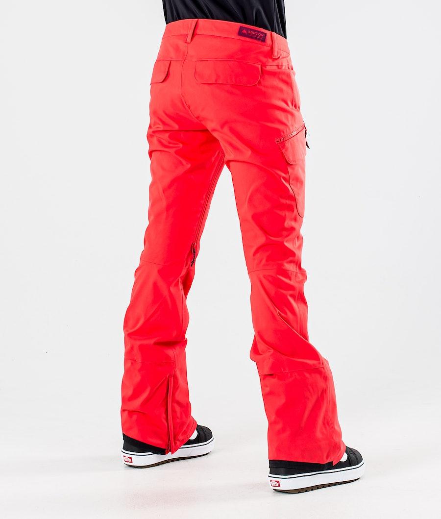 Burton Gloria Snowboardbukse Dame Hibiscus Pink