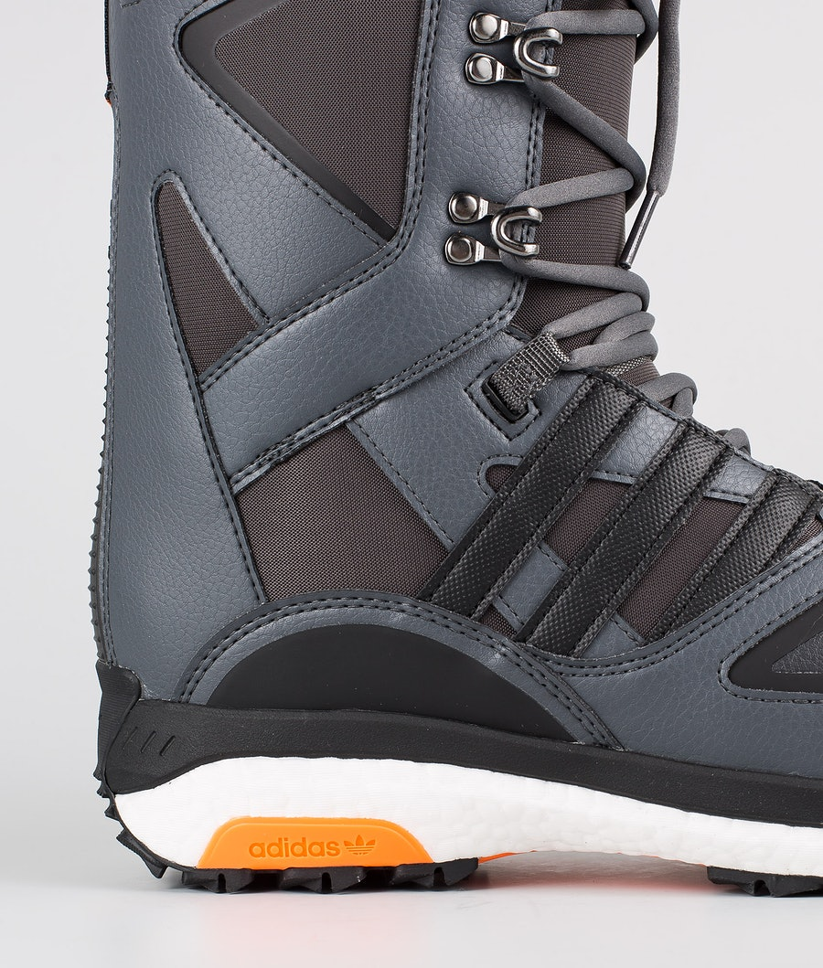 Adidas Snowboarding Tactical Lexicon Adv Snowboardboots Grey Six/Core Black/Signal Orange
