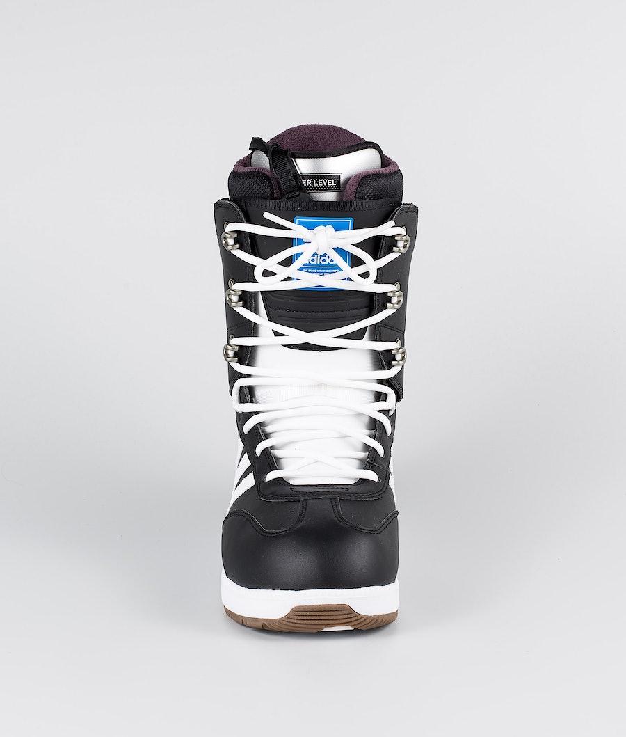 Adidas Snowboarding Samba Adv Snowboardboots Core Black/Footwear White/Gold Met