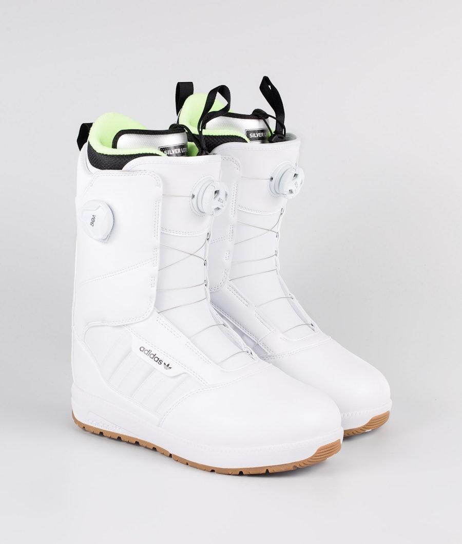 Adidas Snowboarding Response 3MC Adv Snowboardboots Footwear White/Core Black/Gum4