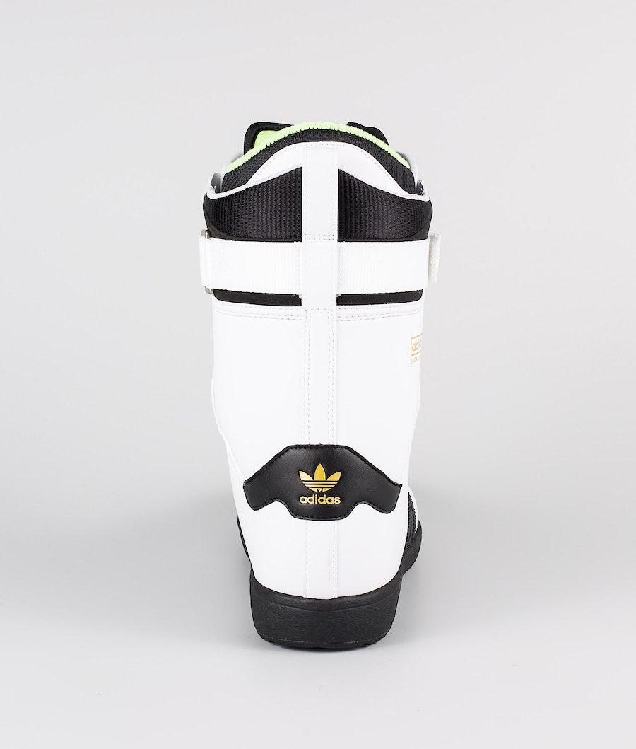 Adidas Snowboarding Superstar Adv Snowboard Boots Footwear White/Core Black/Gold Met