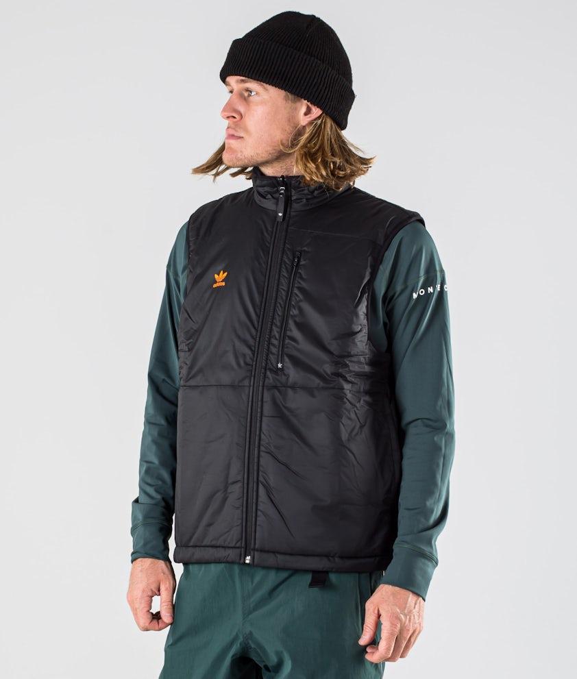 Adidas Snowboarding Meade Pro Väst Mineral Red/Black