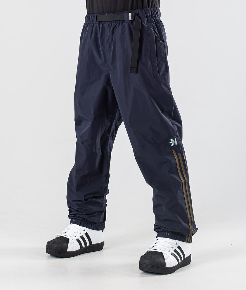 Adidas Snowboarding Mobility Snowboard Pants Legend Ink/Trace Olive/Ice Blue
