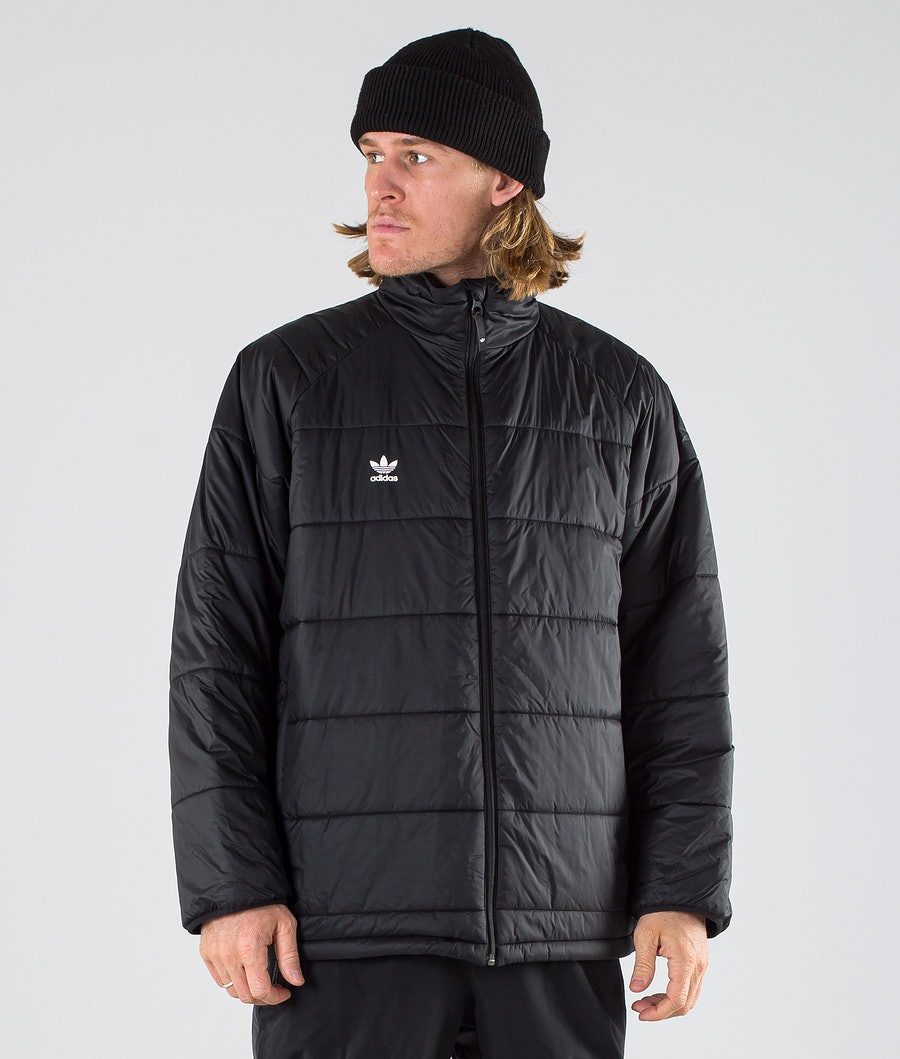 Adidas Snowboarding Midlayer Jacke Black