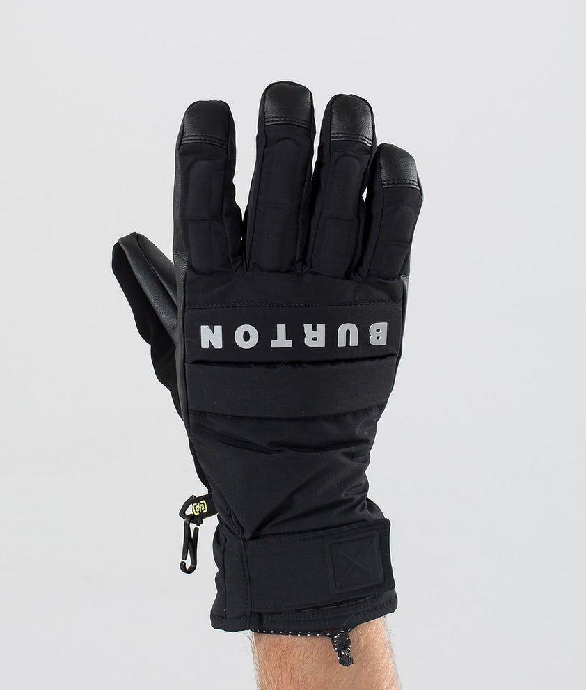 Burton Backtrack Ski Gloves True Black