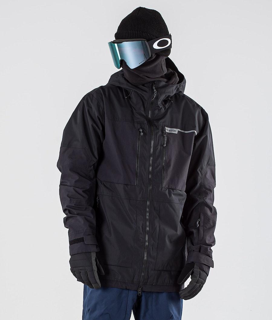 Burton Frostner Snowboard jas True Black