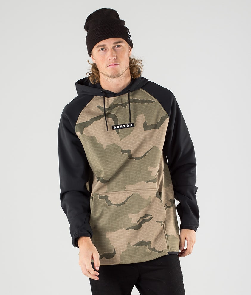 Burton Crown Weatherproof Tröja Barren/True Black