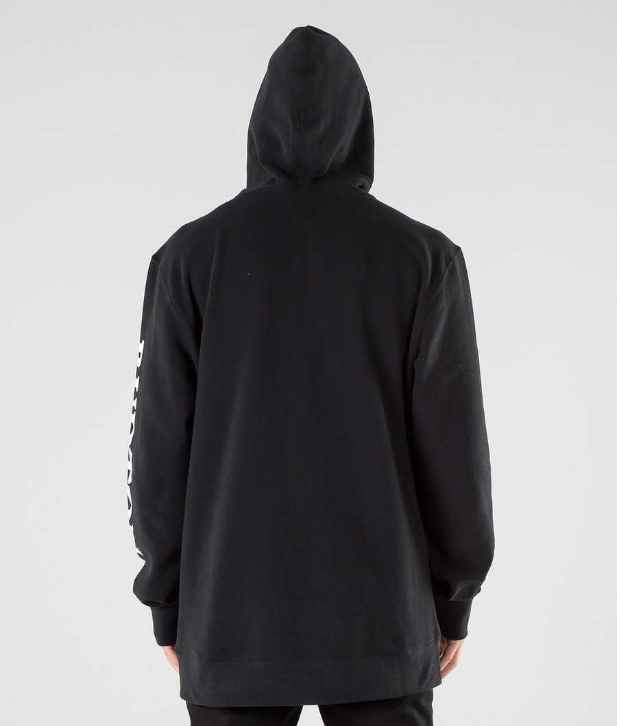 Burton Elite Full Zip Hood True Black