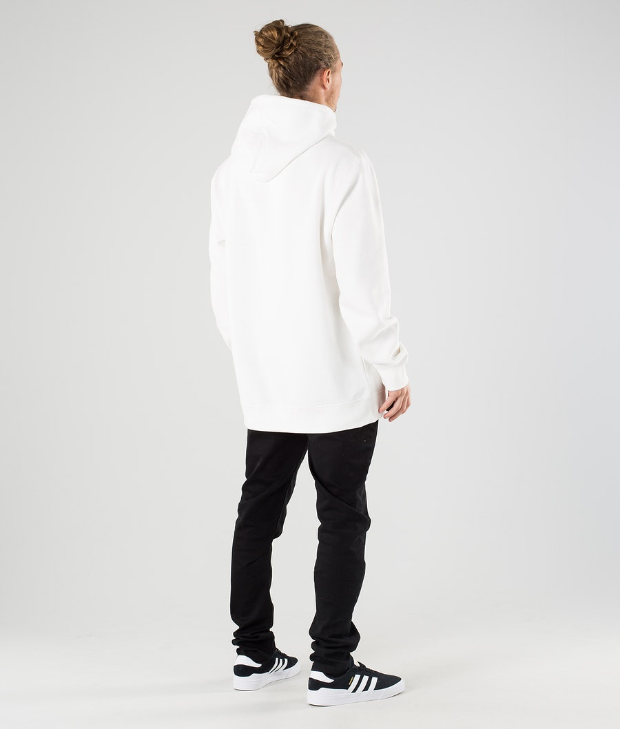 Burton Juniper Hood Stout White