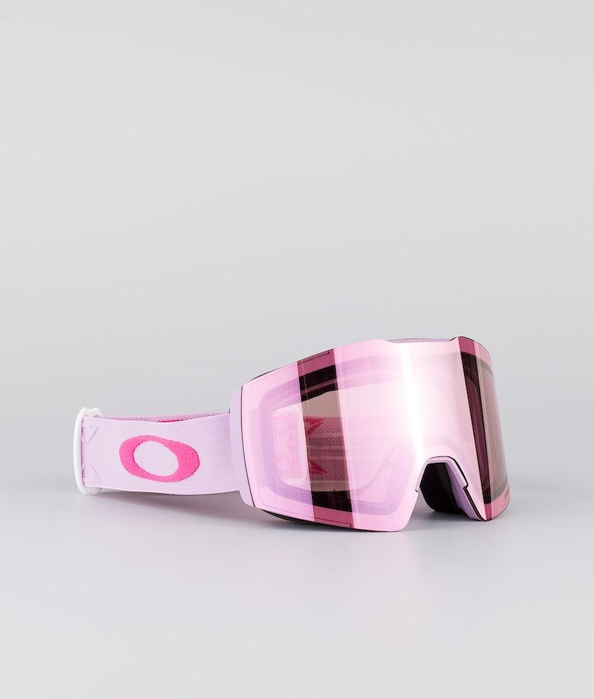 Oakley Fall Line XM Skidglasögon Prizm Icon Lavender Rubine With Prizm Snow Hi Pink Lens
