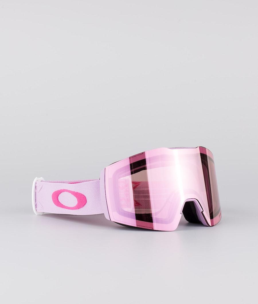 Oakley Fall Line XM Maschera Sci Prizm Icon Lavender Rubine With Prizm Snow Hi Pink Lens