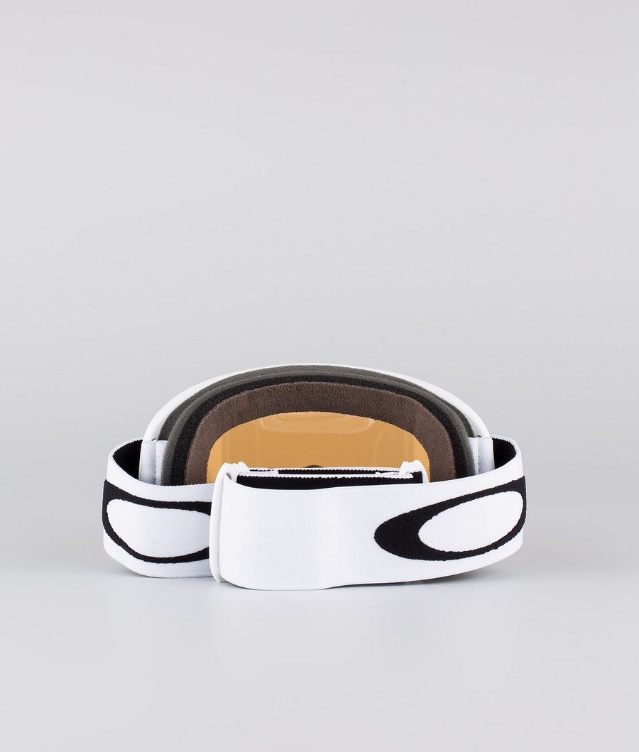 Oakley O Frame 2.0 Pro XL Maschera Sci White With Persimmon & Dark Grey Lens