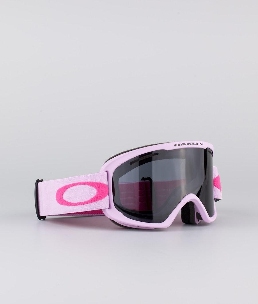 Oakley O Frame 2.0 Pro XM Skibril Lavender Rubine With Dark Grey & Persimmon Lens