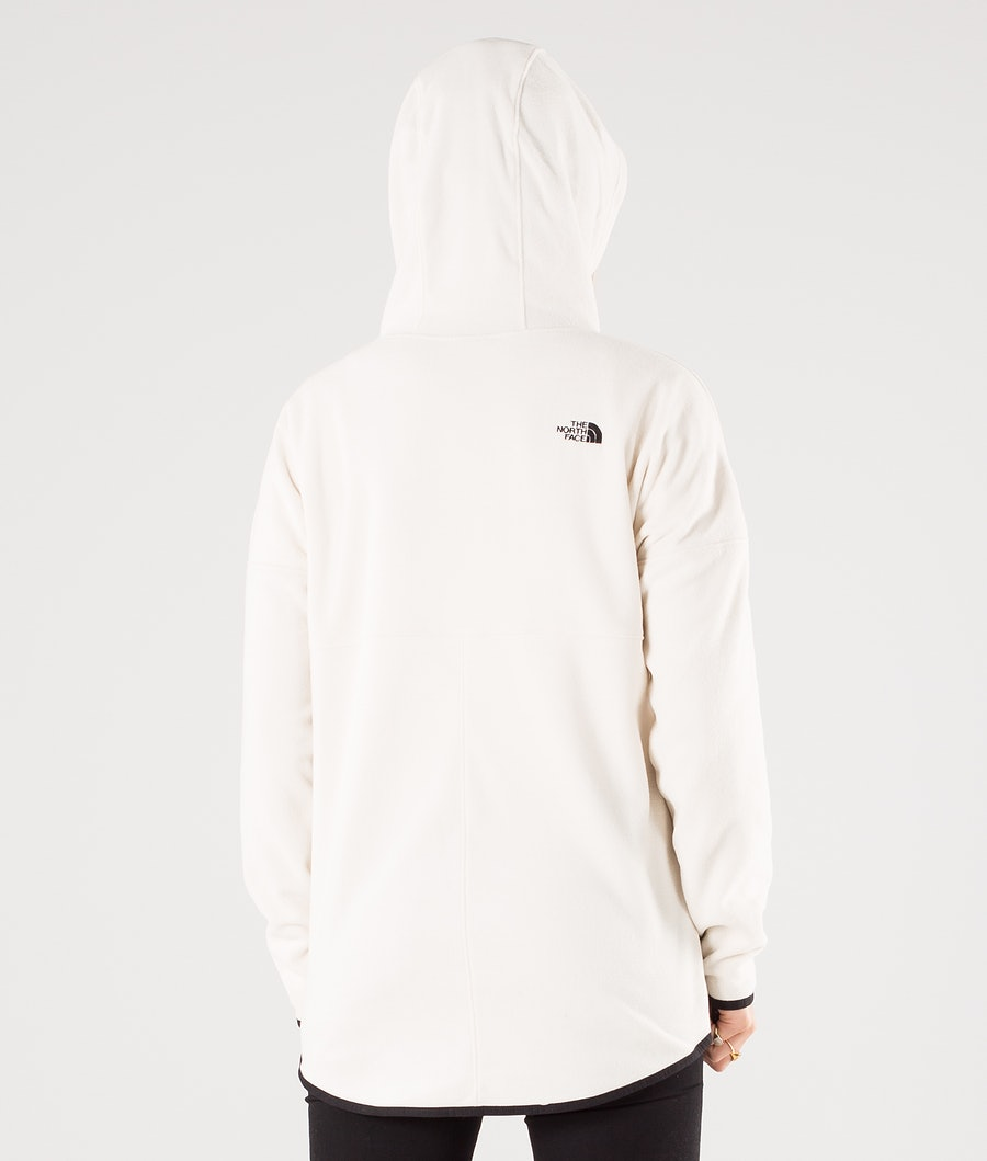 The North Face TKA Glacier Pullover Hood Dam Vintage White