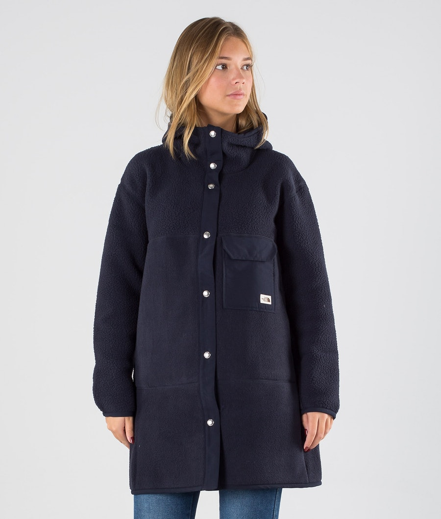 The North Face Cragmont Jacke Aviator Navy